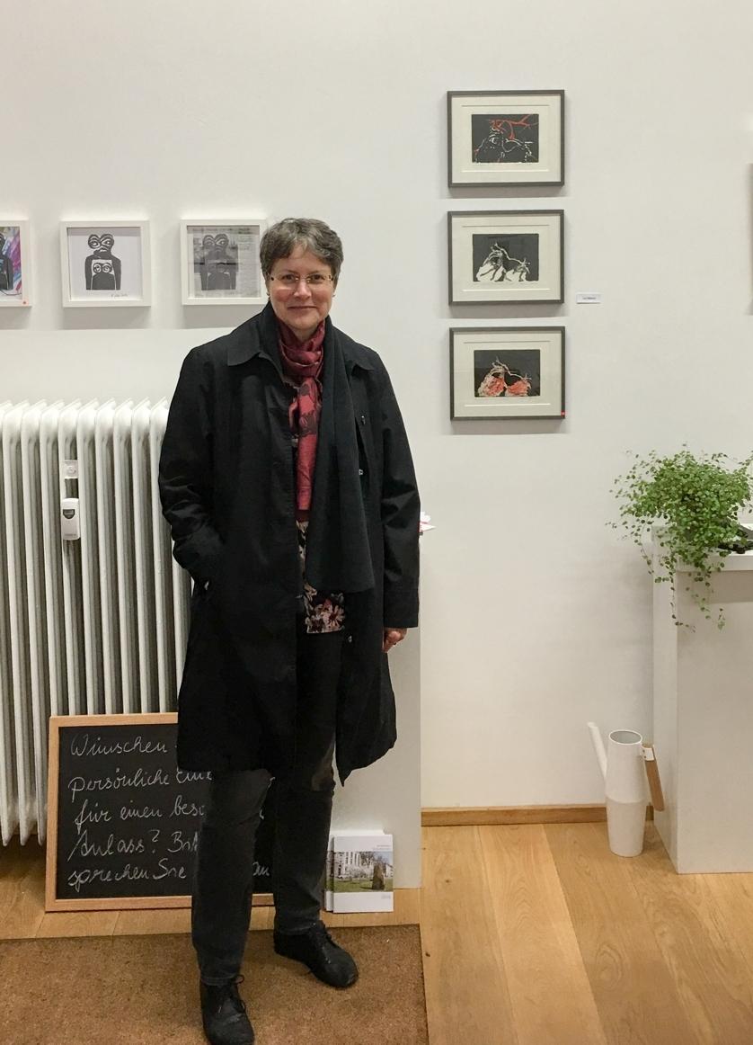Ausstellung im Druckstock